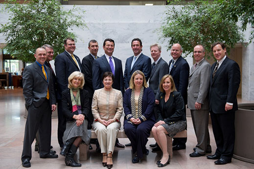 Hospital leaders on Capitol Hill